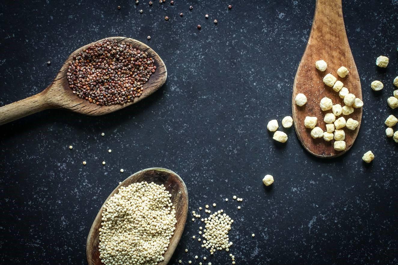 Nouveau site internet Quinoa d'Anjou